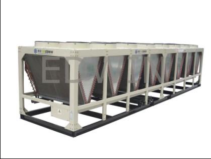 螺杆式风冷热泵分体机组