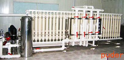 嘉善2吨全自动控制水处理设备