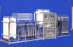 金华超纯水设备不锈钢反渗透纯水设备