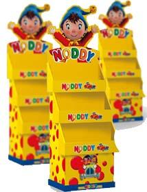 儿童玩具纸货架