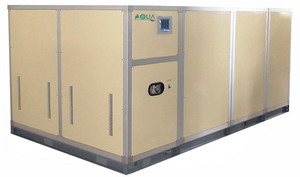 供应美国爱克泳池专用恒温除湿热泵