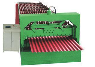 850-65-13水波纹压型设备