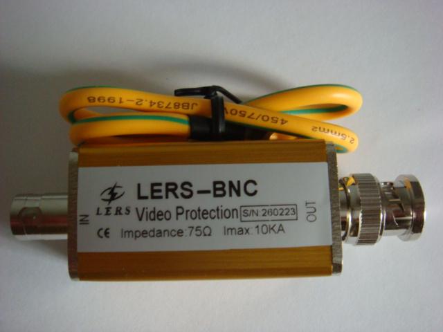 视频监控信号BNC防雷器
