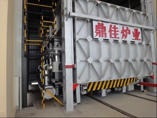 中温台车式电阻炉