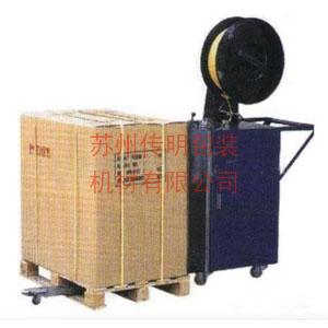 无锡打包机,栈板型半自动打包机