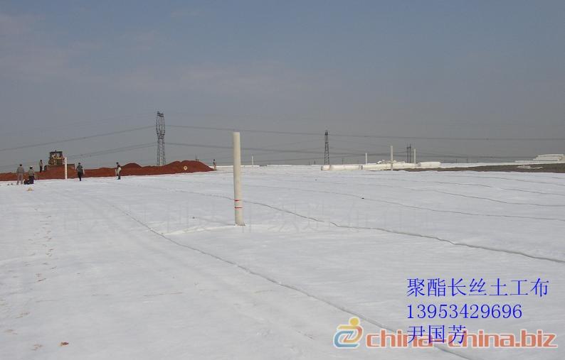 供应聚酯长丝土工布价格规格山东生产厂家