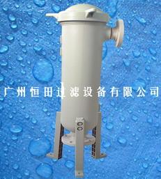 PP聚丙烯耐酸碱液体袋式过滤器