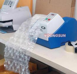 包装缓冲机-缓冲气垫