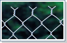 供应优质勾花网,pvc包塑勾花网,菱形网