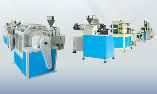 供应塑料钢丝管软管生产线