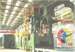 青岛抛丸机【青铸工业】钢板预处理线抛丸机