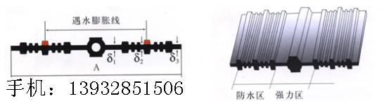 衡水生产注浆管型遇水膨胀止水条 安装及注意事项