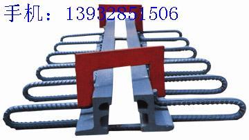 衡水生产桥梁伸缩缝装置 产品特点 技术要求