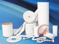工业炉幕帘炉门密封用陶瓷纤维布带绳纺织品