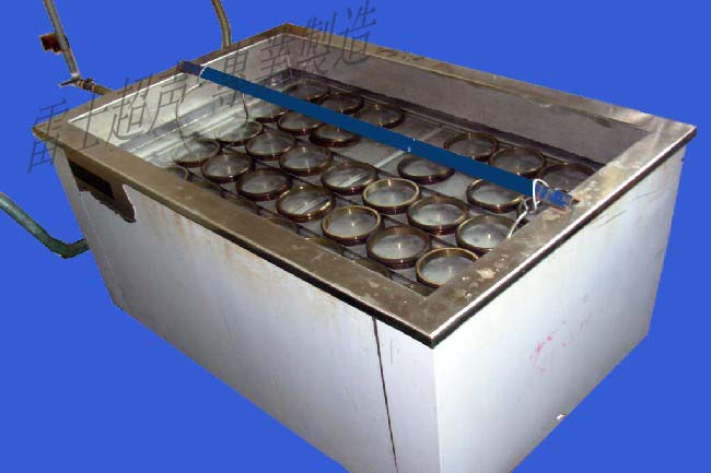 雷士化纤行业专用超声波清洗机