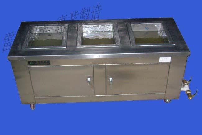 雷士多槽式超声波清洗机