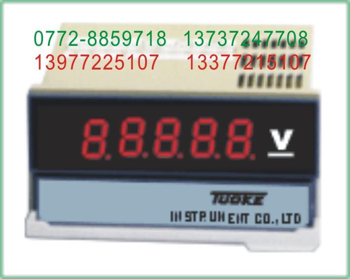 供应5位上下限报警DB5-PR2转速表