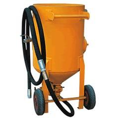 移动喷砂机|户外喷砂机|喷砂除锈|喷砂罐