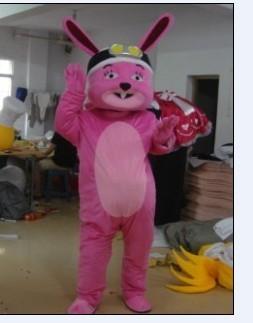 供应动漫服装/表演服装/婚庆服装兔子