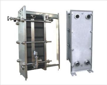 供应上海科劳不锈钢板式换热器