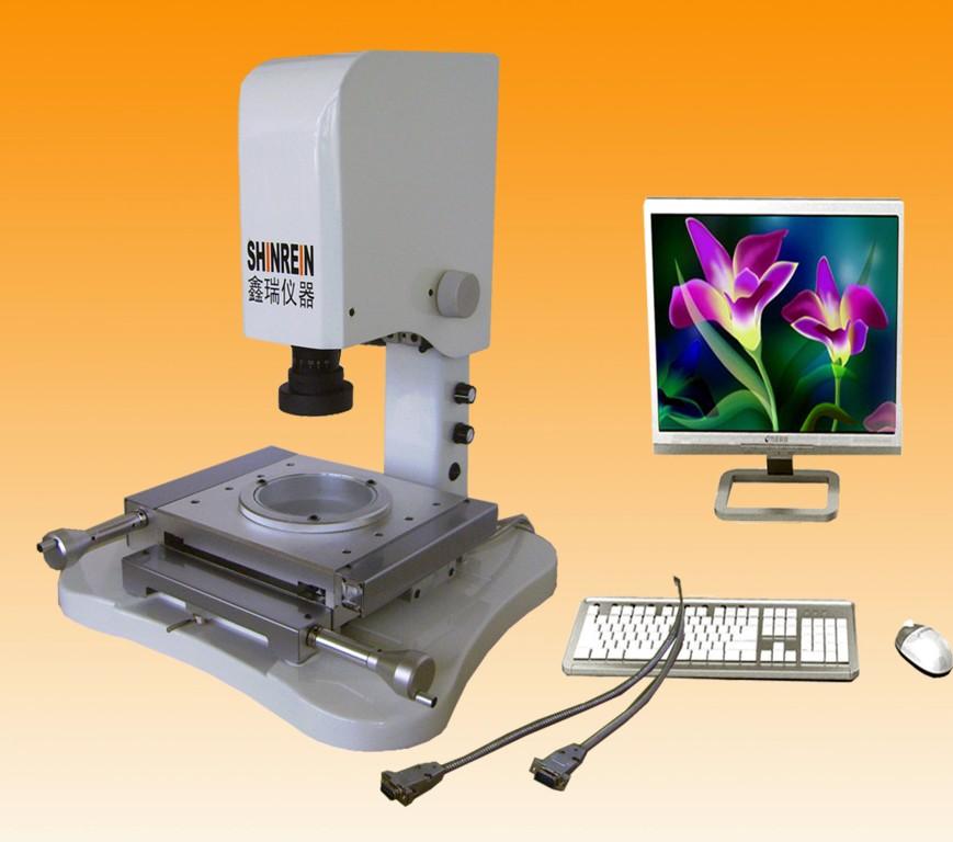 SRN1212 高精密转盘式二次元检测仪