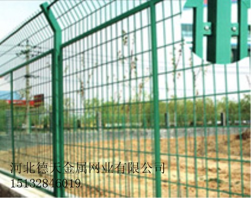 隔离栅铁路护拦网公路护栏网机场小区体育场护栏网隔离网安全网防护网荷兰网钢板网石笼网