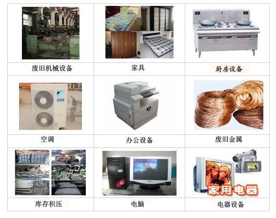 北京废旧设备回收水暖器件及门窗材料回收