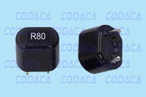 一体成型DIP电感,铁素体电感,铁粉芯合金粉末压铸电感