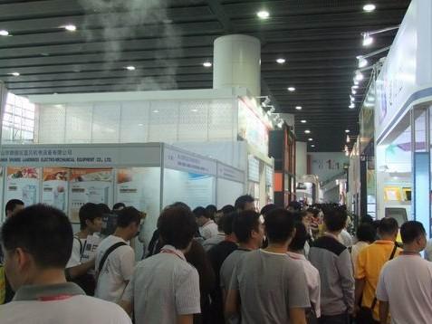 新粤海扩大9倍面积参加6月广州国际酒店用品展