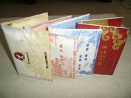 钱夹纸、荷包纸、钱夹式纸巾、广告钱夹纸、单双片荷包纸、酒店钱夹纸、纸巾