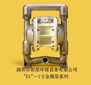 金属泵系列威马VersaMatic气动隔膜泵
