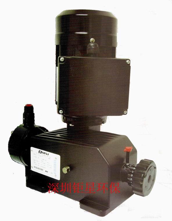 帕斯菲达计量泵OMNI系列机械隔膜计量泵