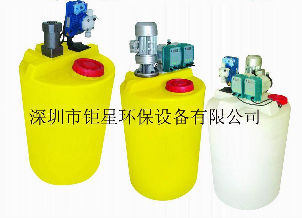 深圳一体化自动加药设备