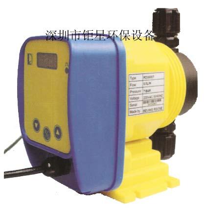 阿尔道斯RA系列电磁计量泵(电源或电压控制)