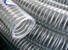 天津PVC食品级软管,透明钢丝管