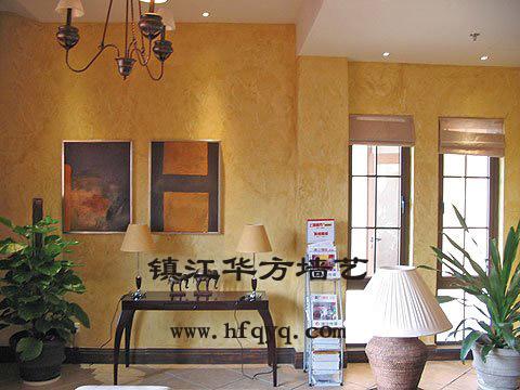 内墙艺术装饰材料华方宜涂宝墙艺漆,我们用心创造!