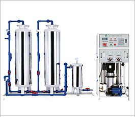 山东通利达纯净水设备反渗透水处理设备