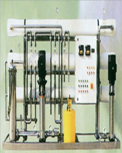 山东民用纯净水反渗透水处理设备
