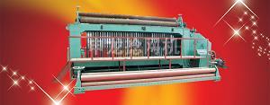 重型六角网机又称石笼网机
