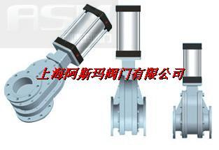 PG双闸气锁耐磨陶瓷出料阀C型