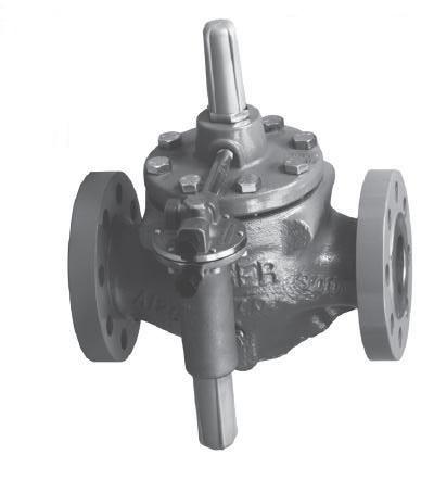 美国FISHER EZR-OSX天然气调压器/液化气调节阀