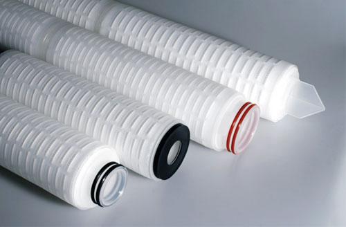 广东 深圳 东莞 聚丙烯膜(pp)折叠筒式滤芯 厂家