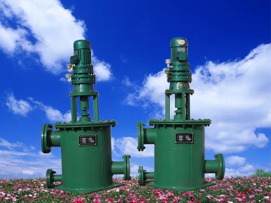电动工业滤水器