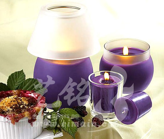 圣诞蜡烛 陶瓷蜡烛 香味蜡烛 水果蜡烛 泪烛