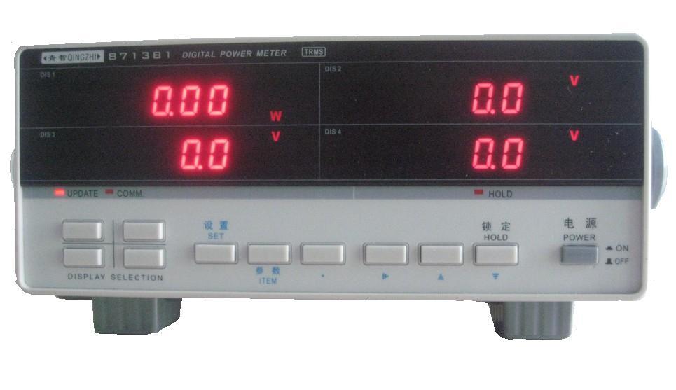 电参数测量仪