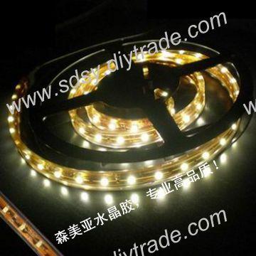 供应LED电子灌封胶,LED胶,透明