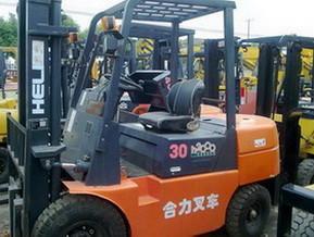 二手叉车 二手合力 杭州叉车 上海二手叉车市场
