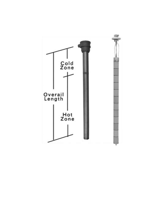 钛加热器、钛加热元件、钛加热电笔、钛浸入式加热器、全浸式钛加热器