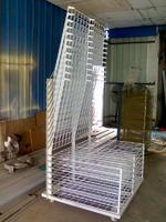 不锈钢千层架、干燥架、不锈钢晾干架