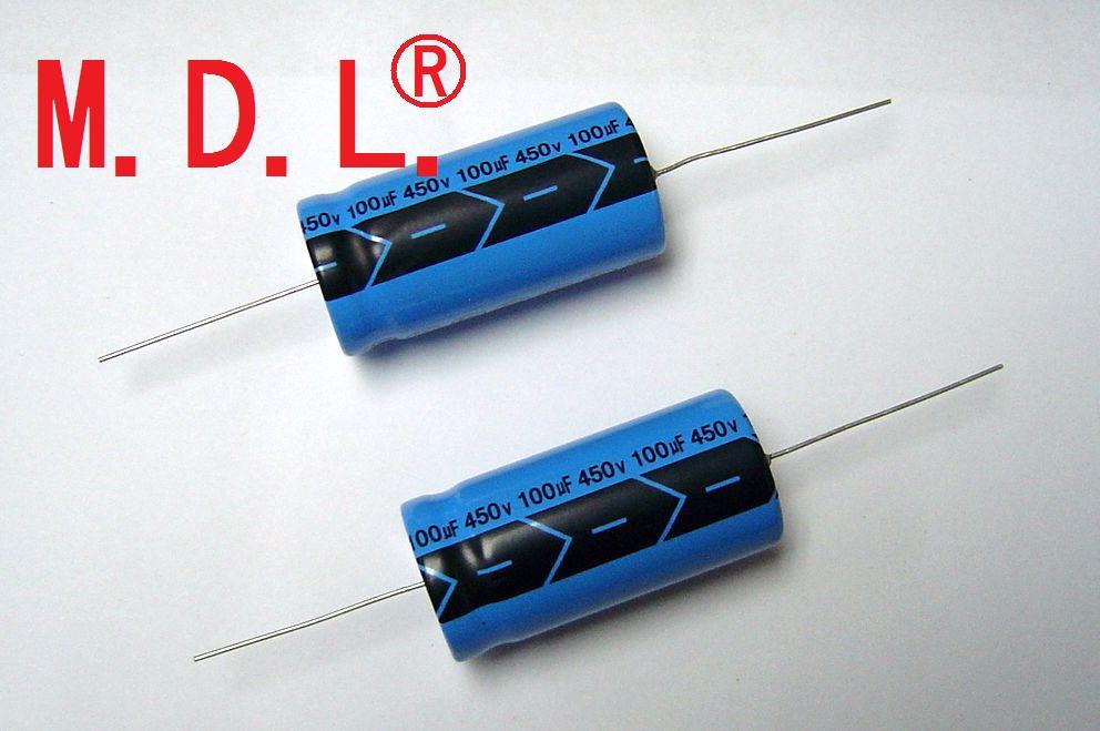 有极性卧式电解电容